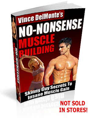 no nonsense muscle building