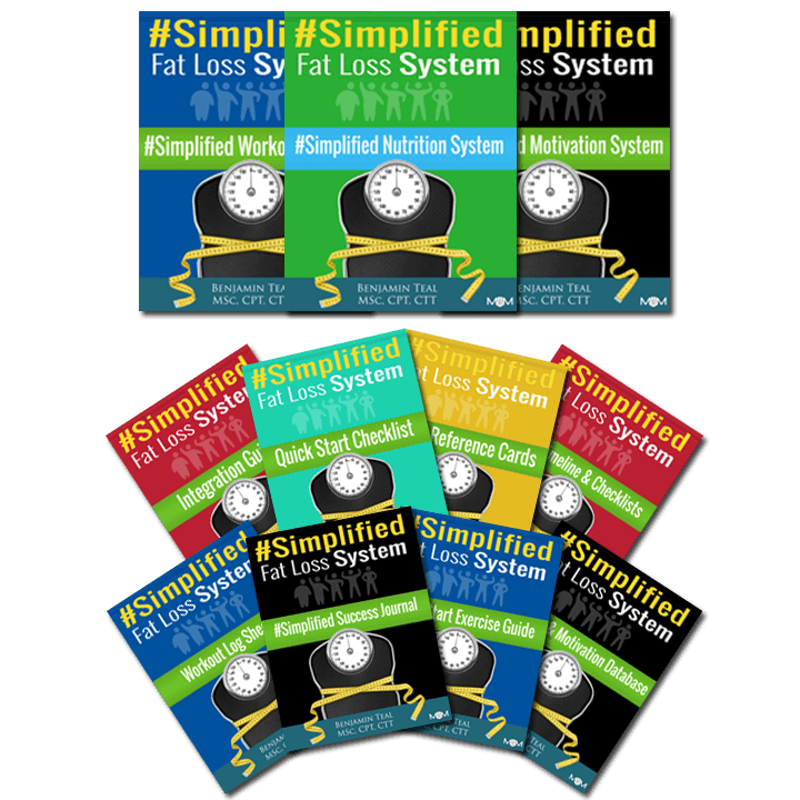 Simplified Fat Loss System