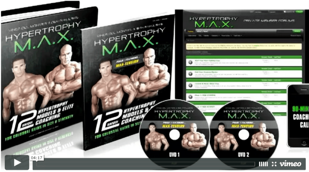 Hypertrophy Max Review