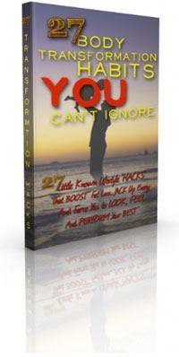 27 Body Transformation Habits