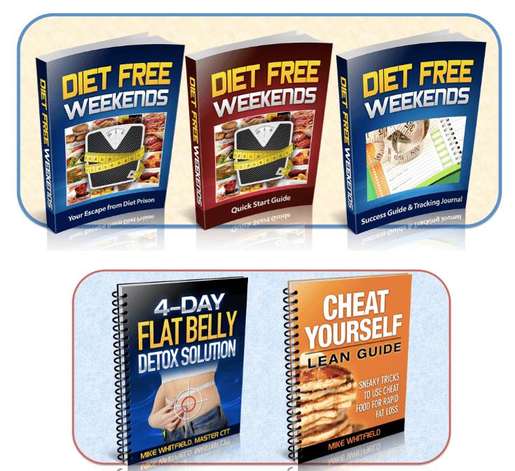 Diet Free Weekends Bonus