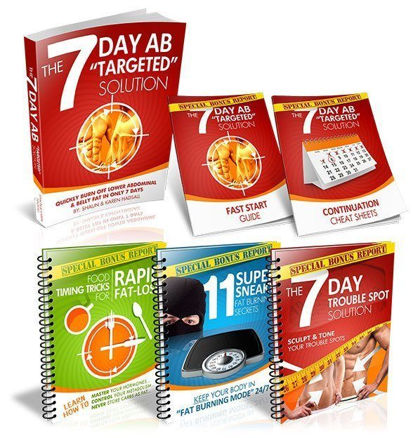 7 Day Targeted Ab Solution Review