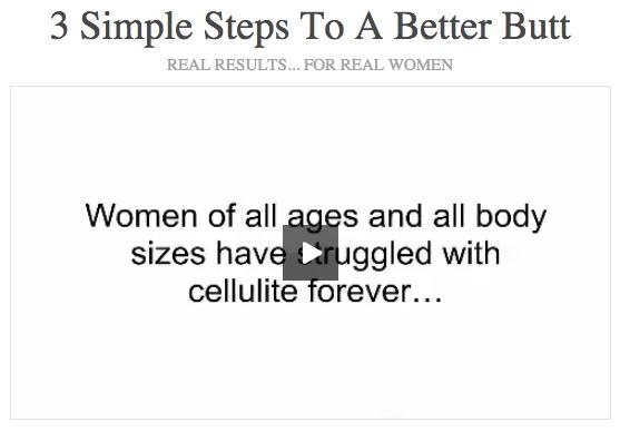 My Bikini Butt Review