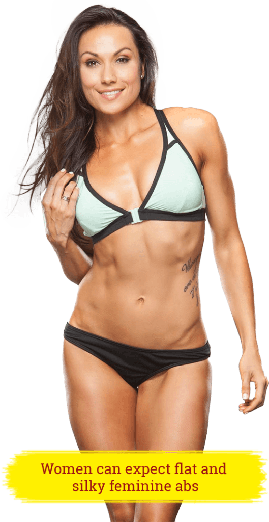 Specforce Abs For Women