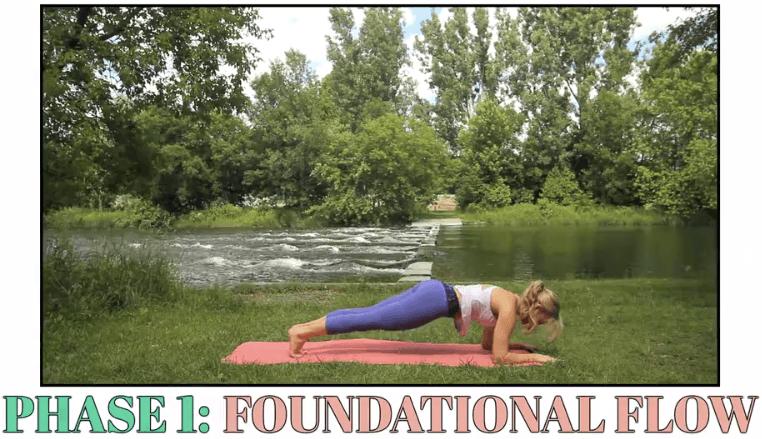 Her Yoga Secret