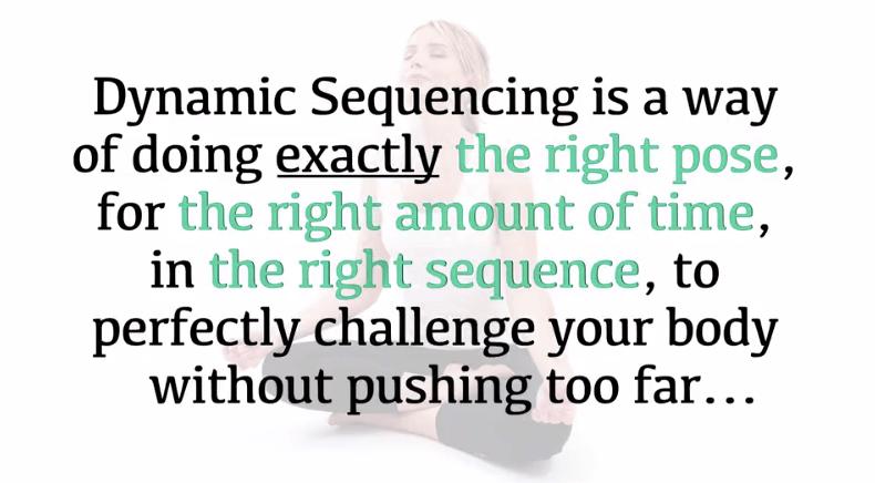Yoga Burn Dynamic Sequencing