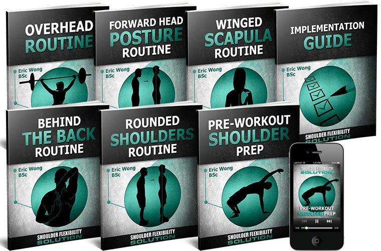 shoulder flexibility solution review