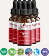 PuraTHRIVE Liposomal B12