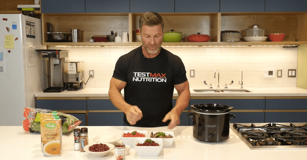 TestMax Nutrition Food Prep