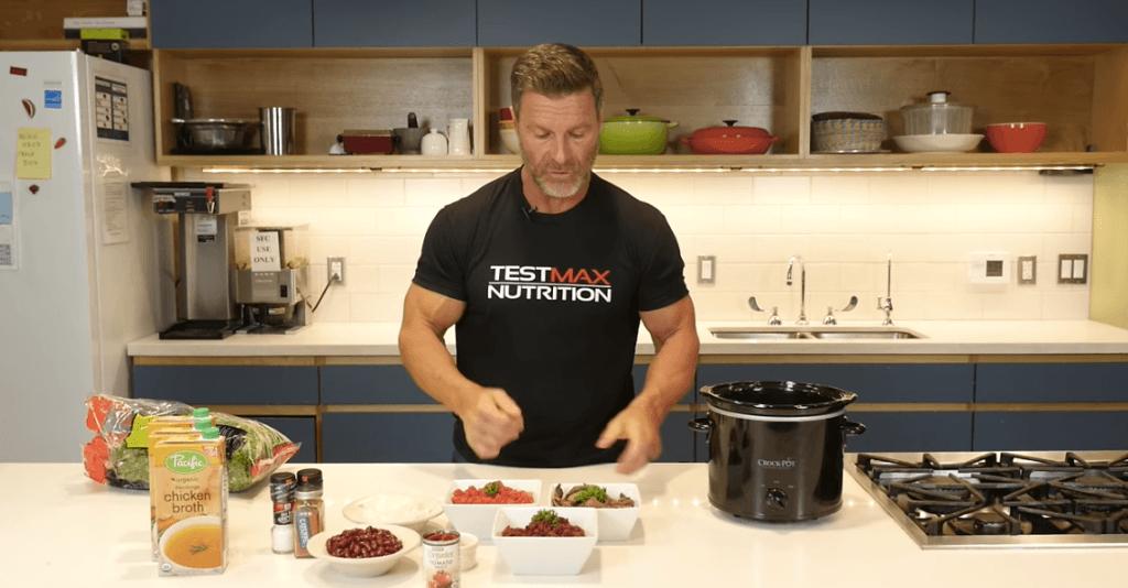 TestMax Nutrition Food Prep