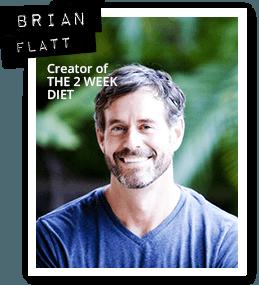 Brian Flatt 2 Week Diet