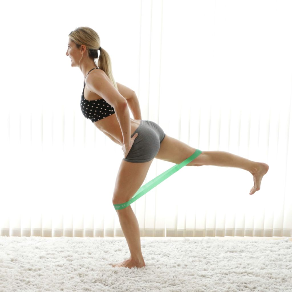 Tone Your Butt Stretch Bands