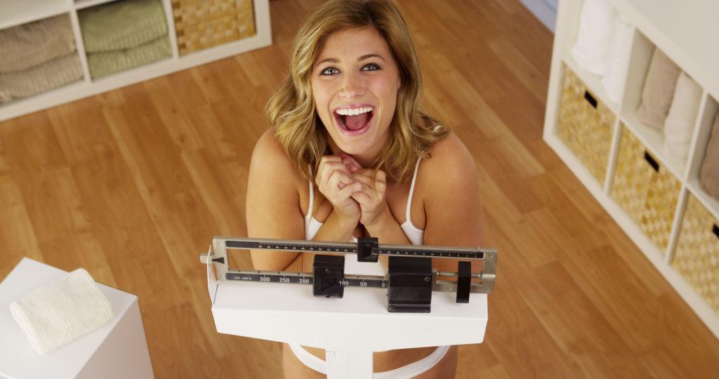 Losing weight macros