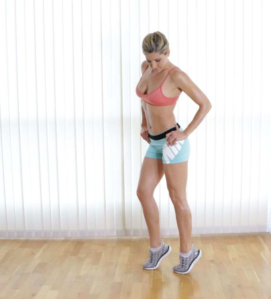 Slimmer Legs Workout