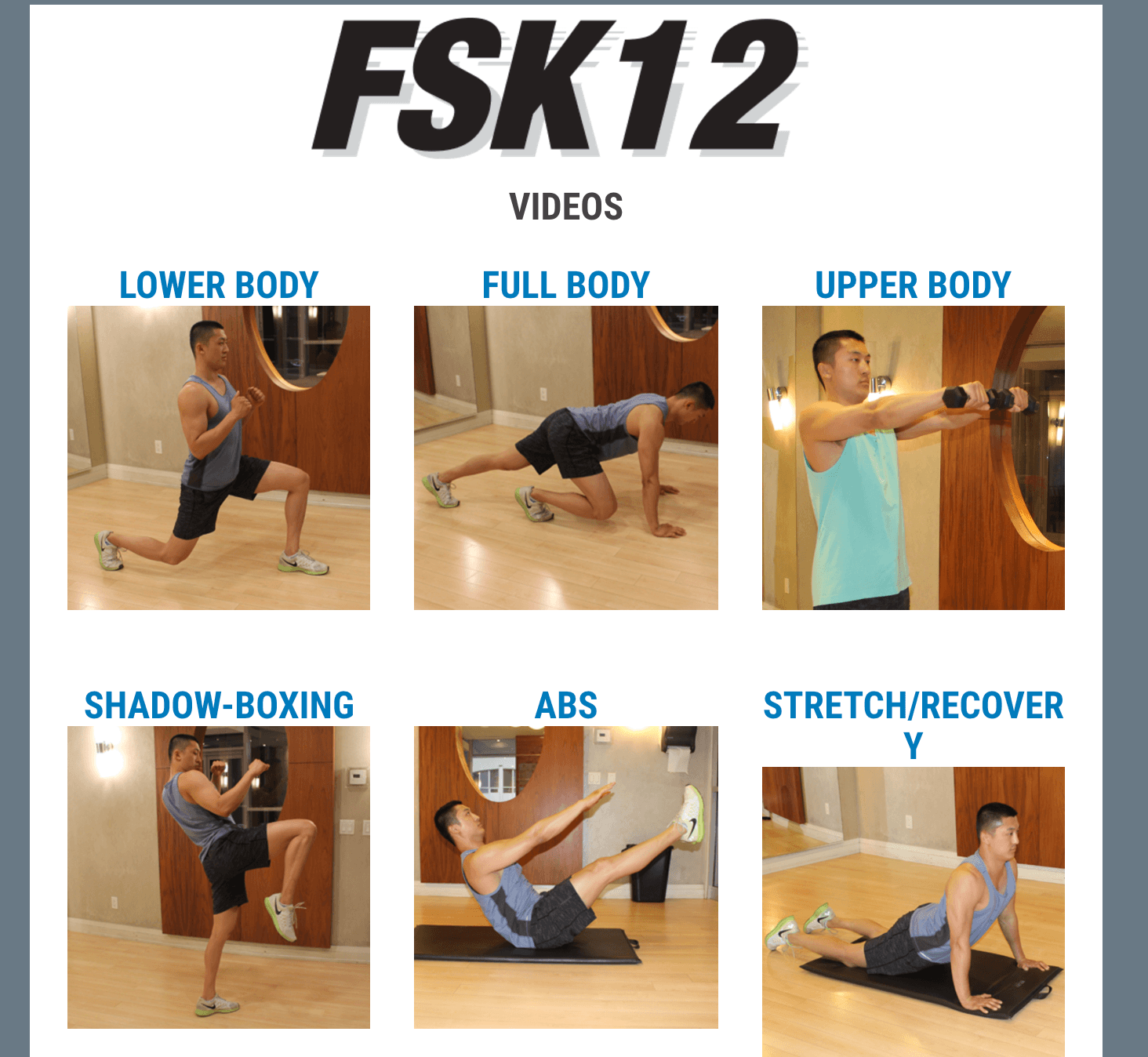 FSK12 review