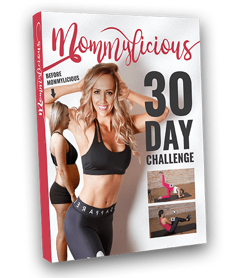 Mommylicious 30 Day Challenge