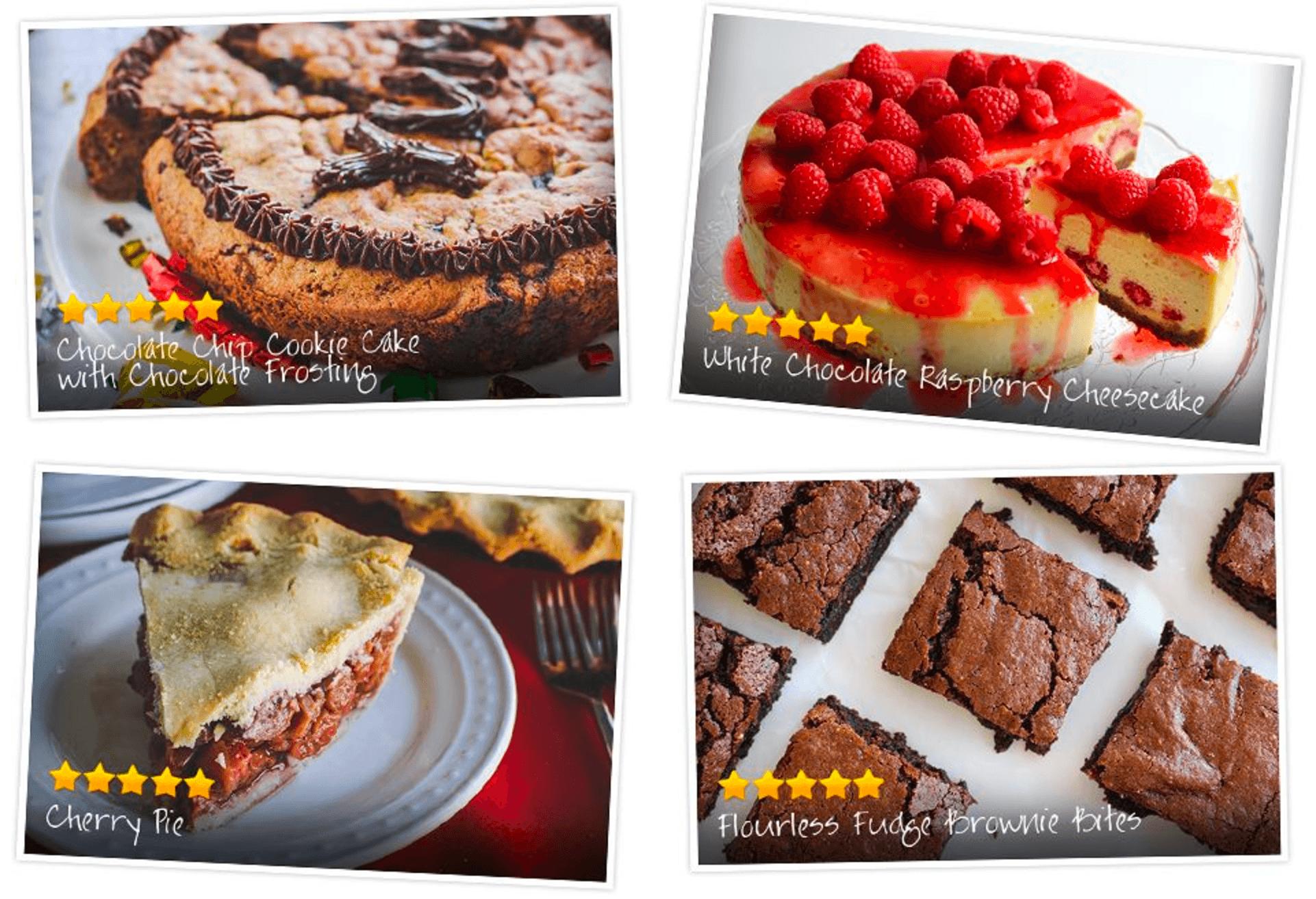 Paleo Sweets Recipes
