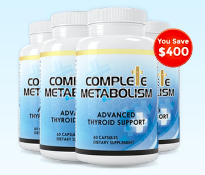 Complete Metabolism
