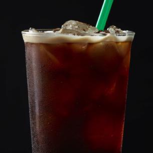 Iced Caffe Americano