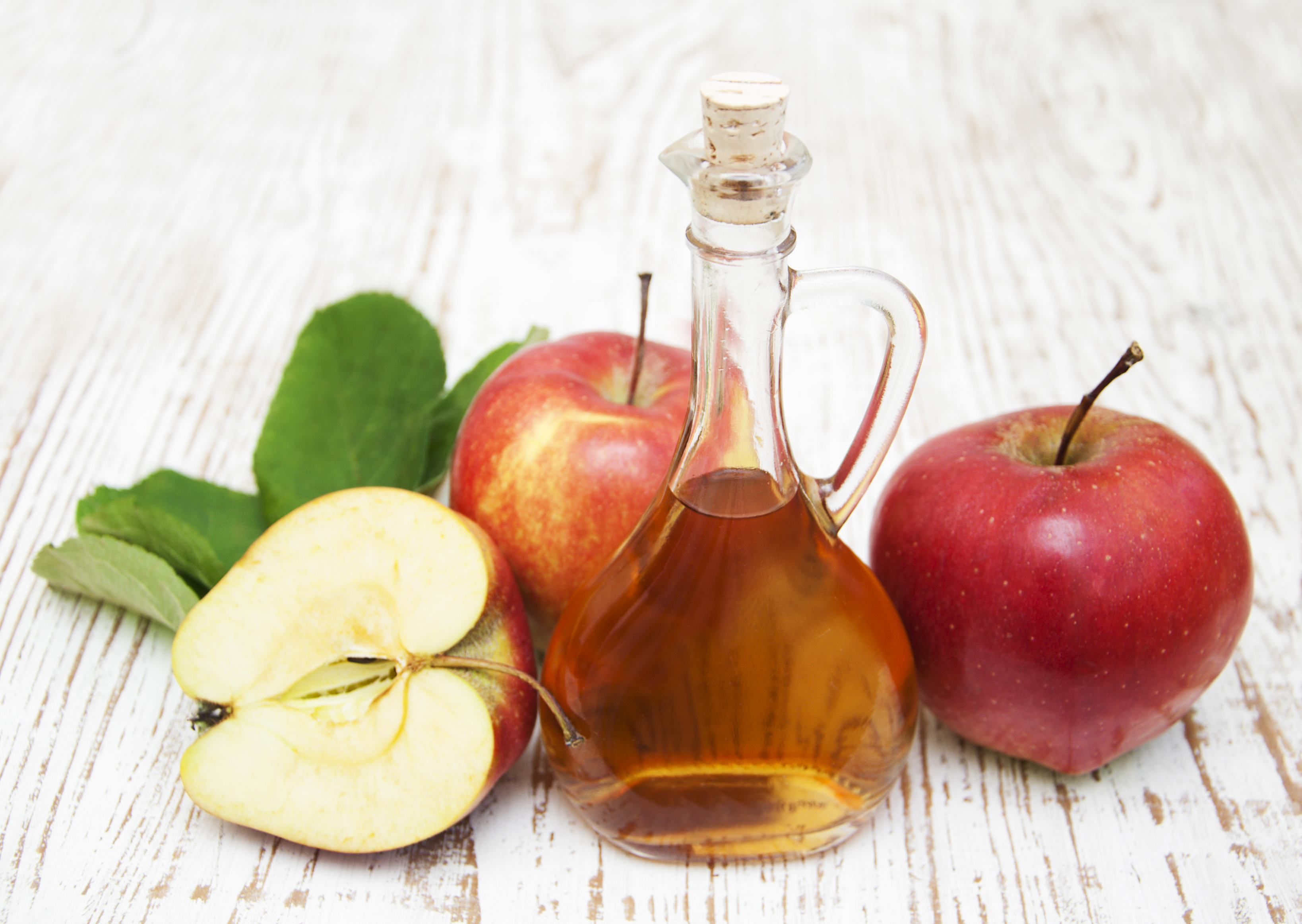 Apple cider vinegar Miracle