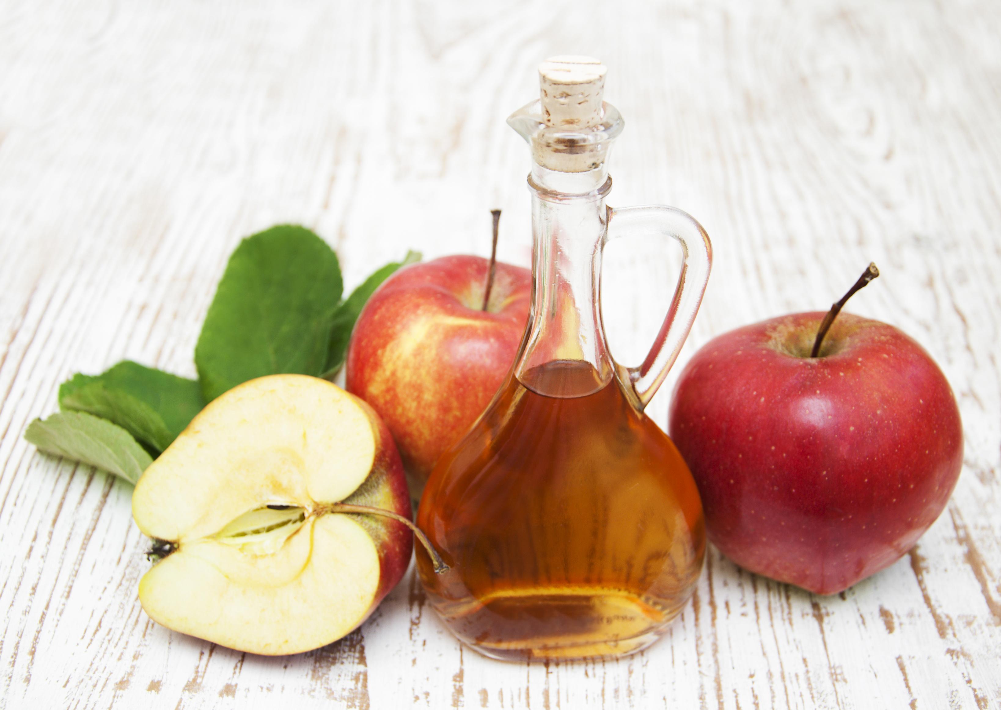 Apple cider vinegar Miracle