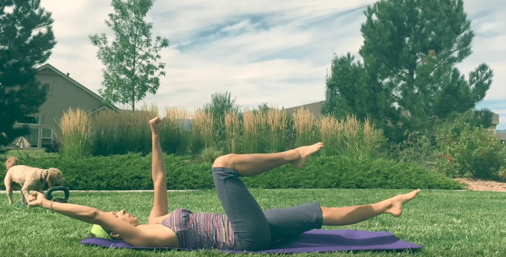 3 Minute Flow Exercises