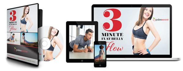 3 Minute Flow reviews