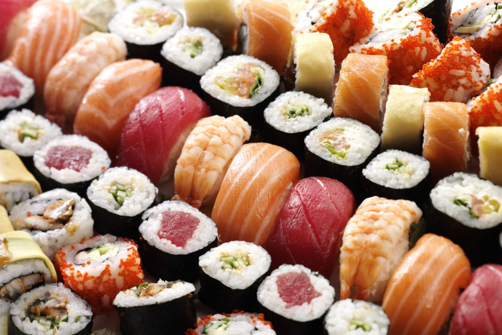 Best Sushi for Weight Loss
