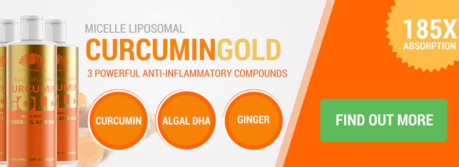 PuraTHRIVE Curcumin Gold