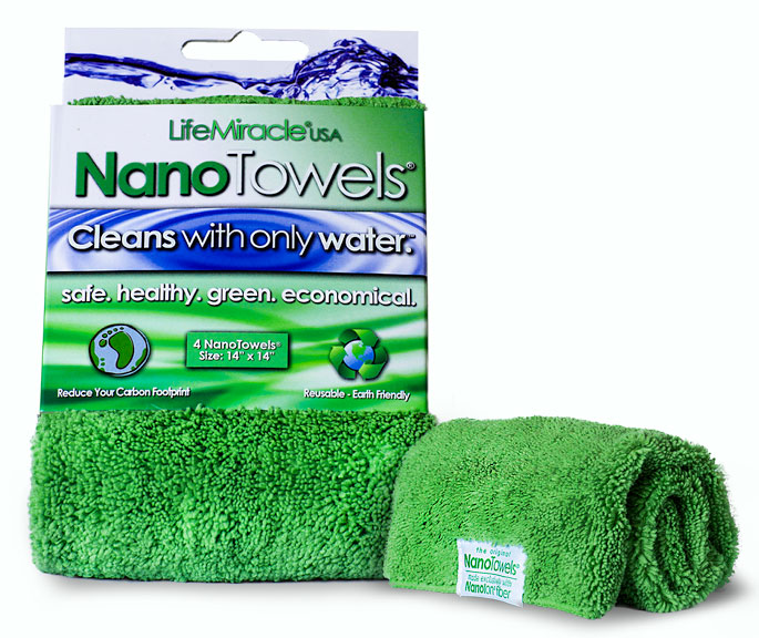 Nano Towels Review