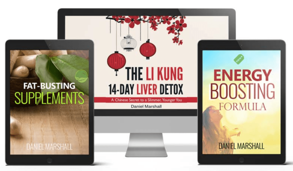The Li Kung 14 Day Liver Detox