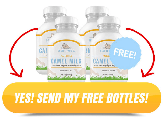 Desert Milk Camel Milk reviews