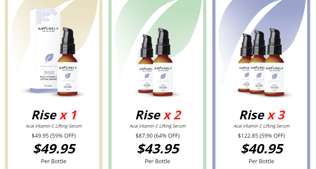 RISE by Naturely Skin Care