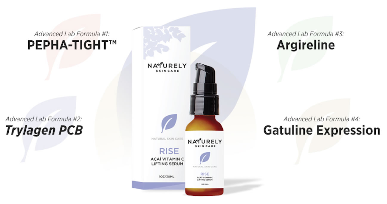 RISE by Naturly Skin Care review