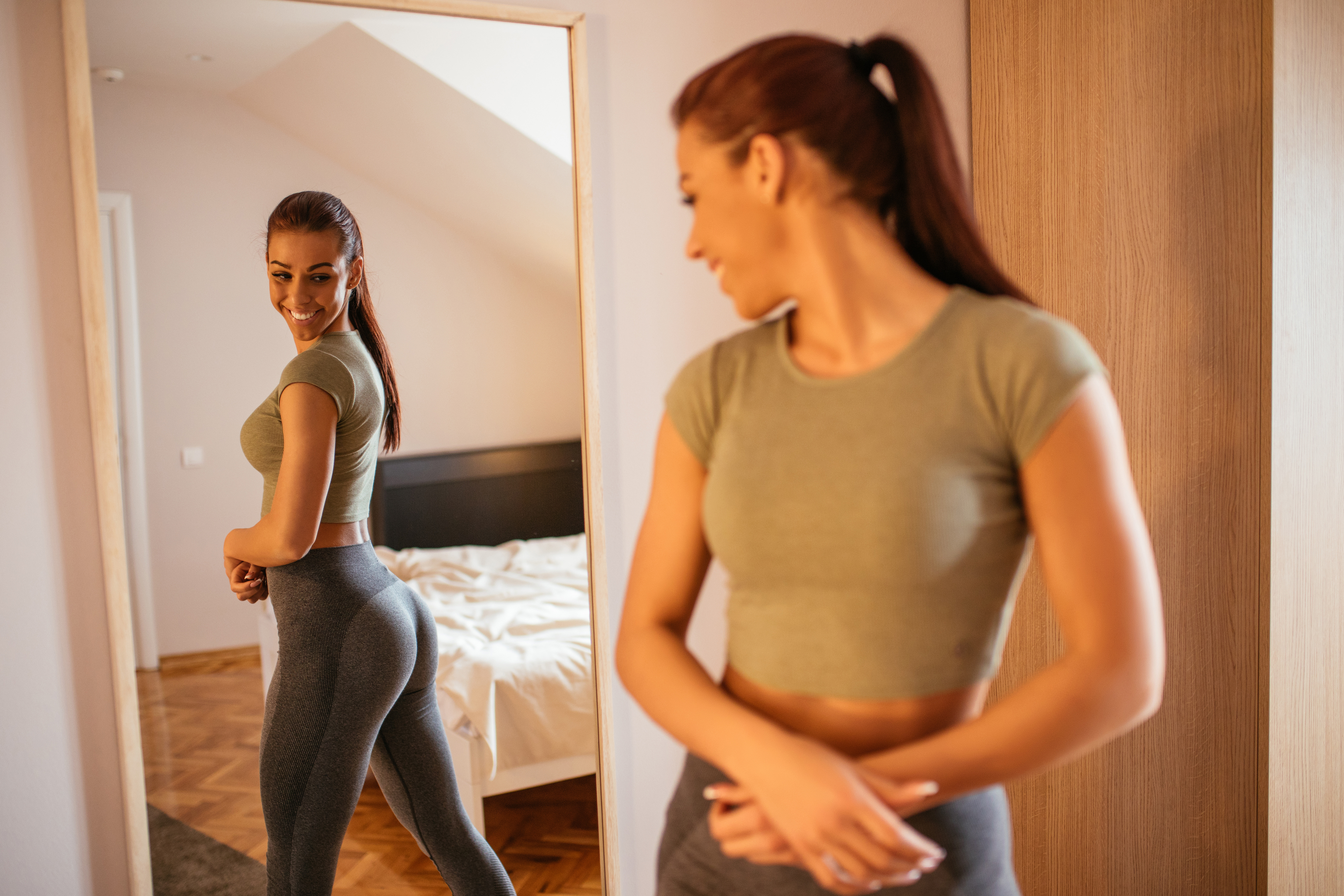 how to get a firm bum in 2 weeks