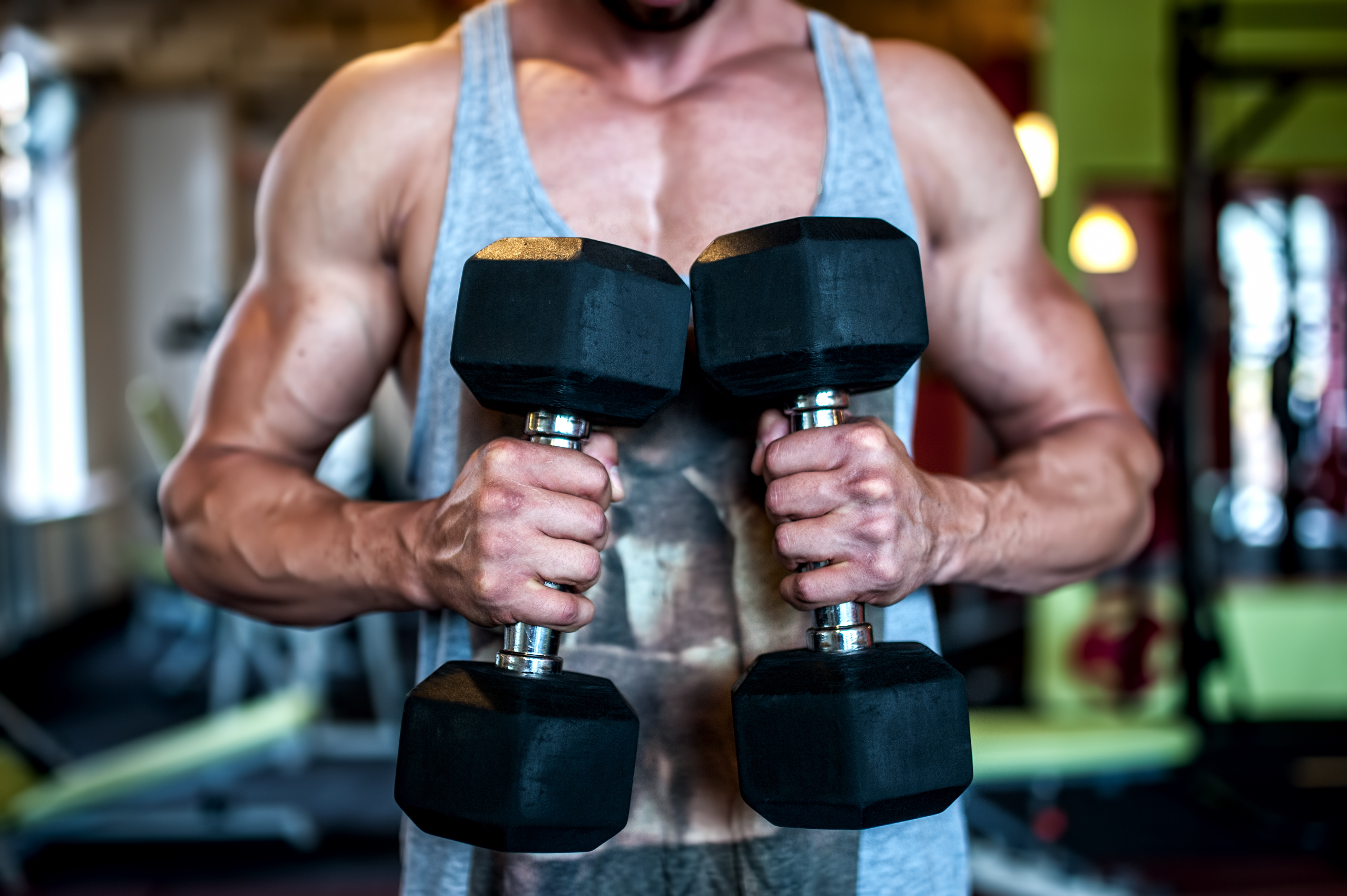 building muscle over 30