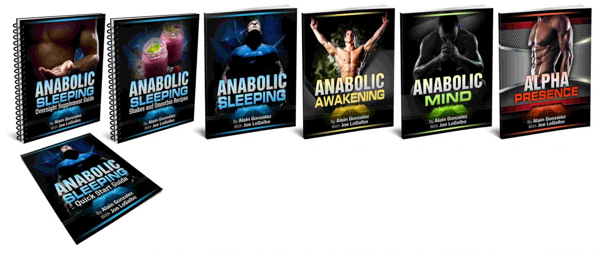 Anabolic Sleeping review