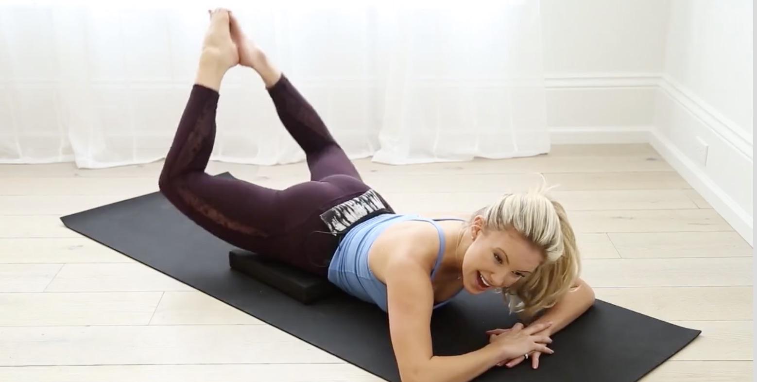 Yoga Burn Booty Challenge reviews