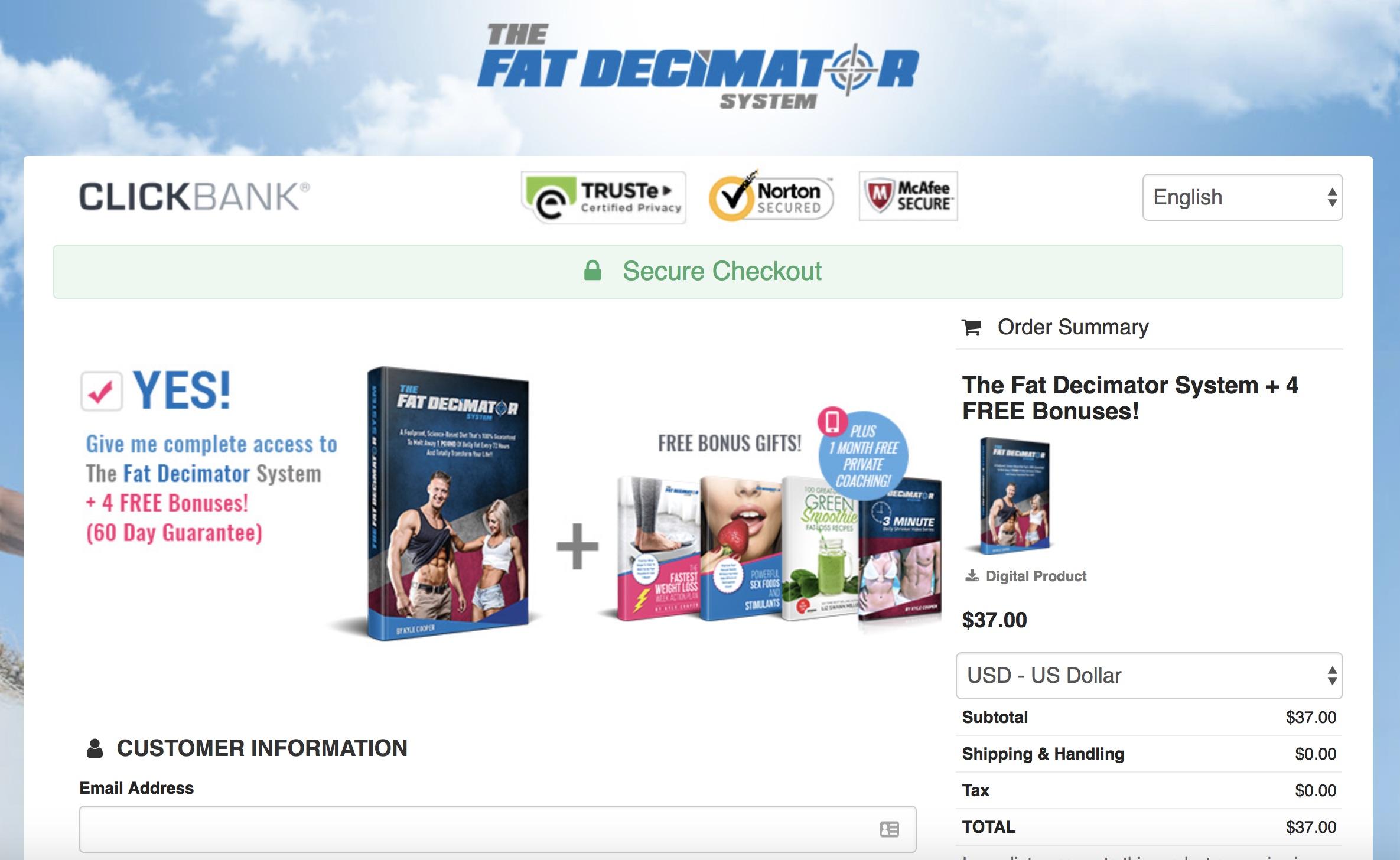Fat Decimator Reviews