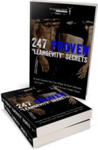247 Proven Leangevity Secrets book