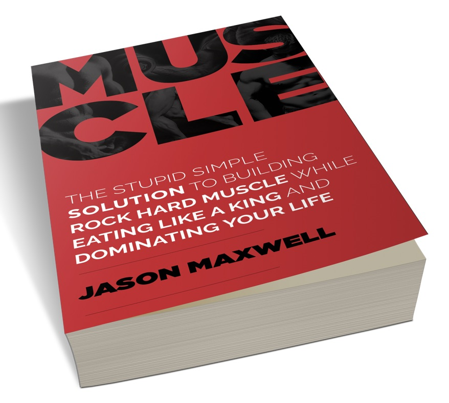 Muscle Book Jason Maxwell