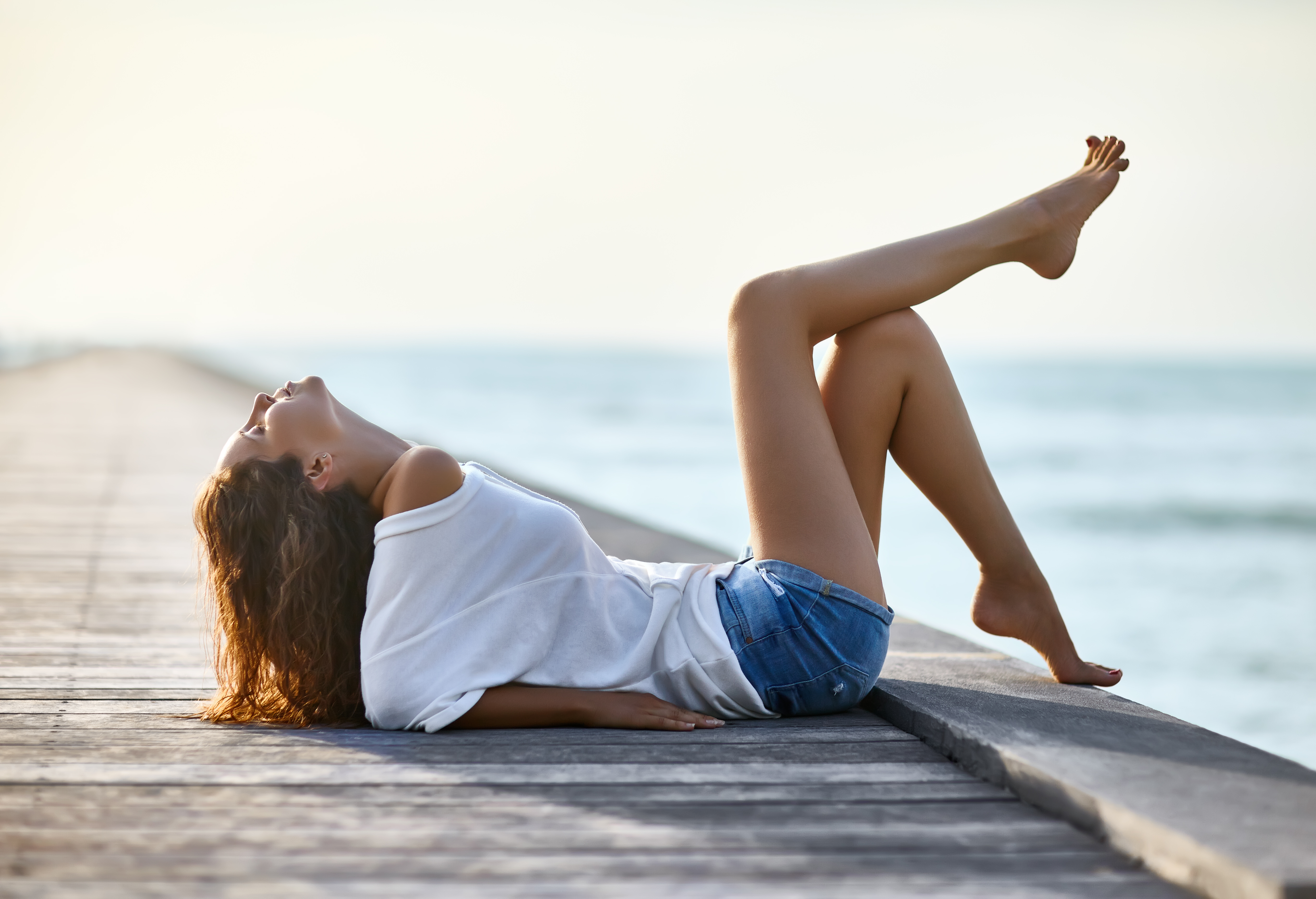 How to get slimmer legs