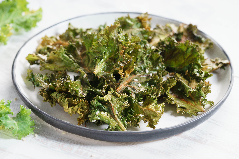 Chipotle Hemp Kale Chips