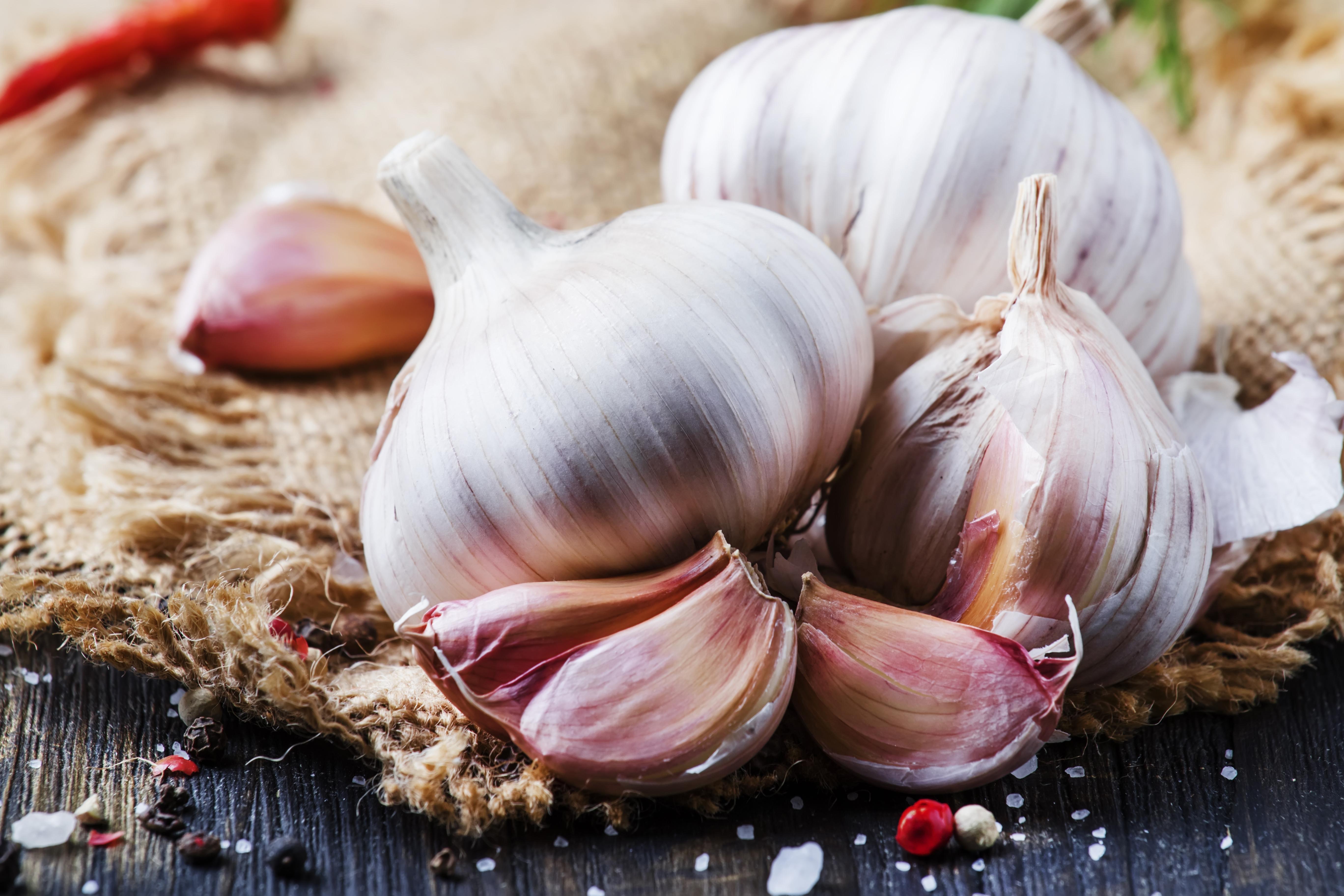 Benefit of Garlic