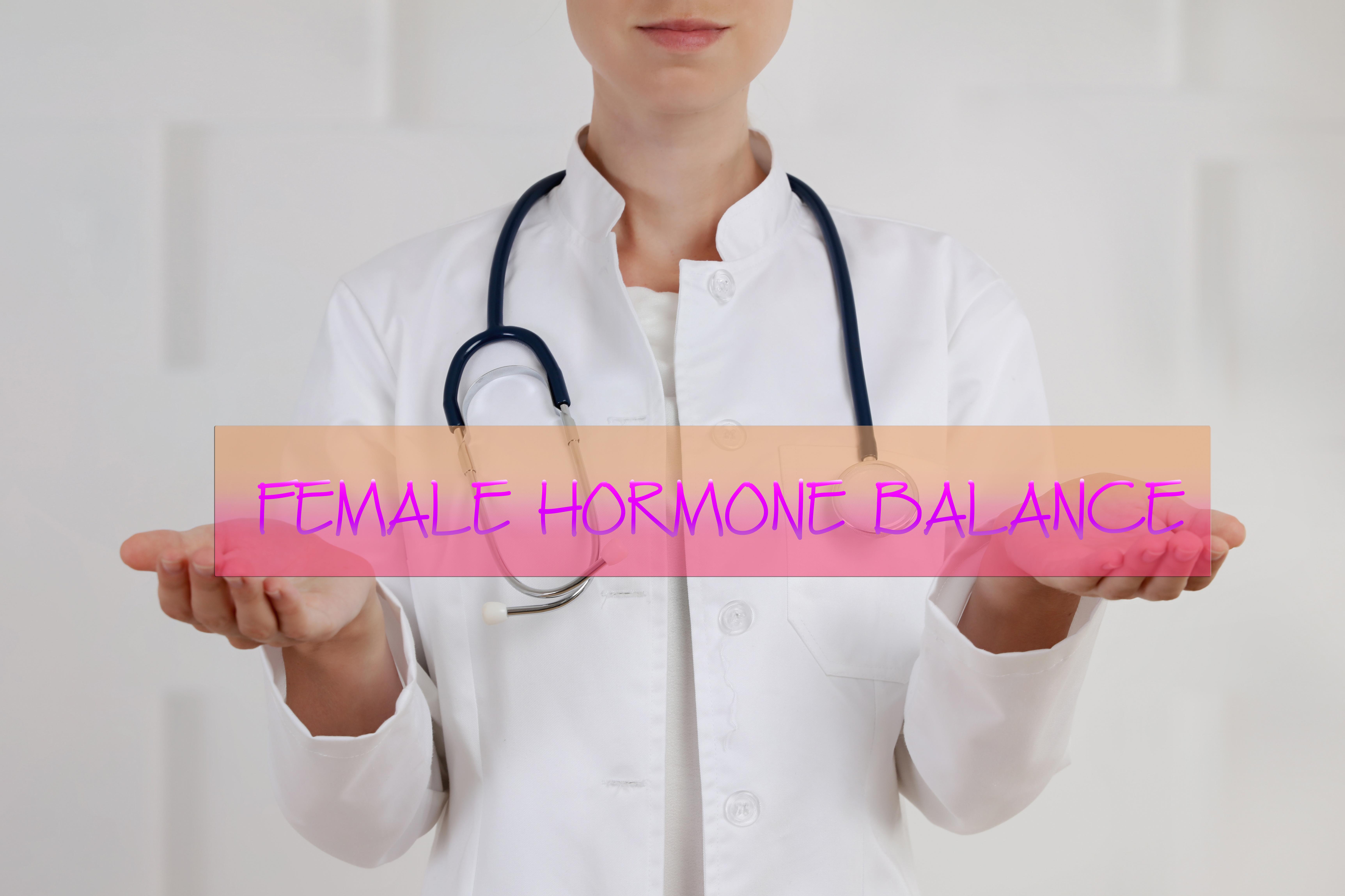 Female Hormone balance