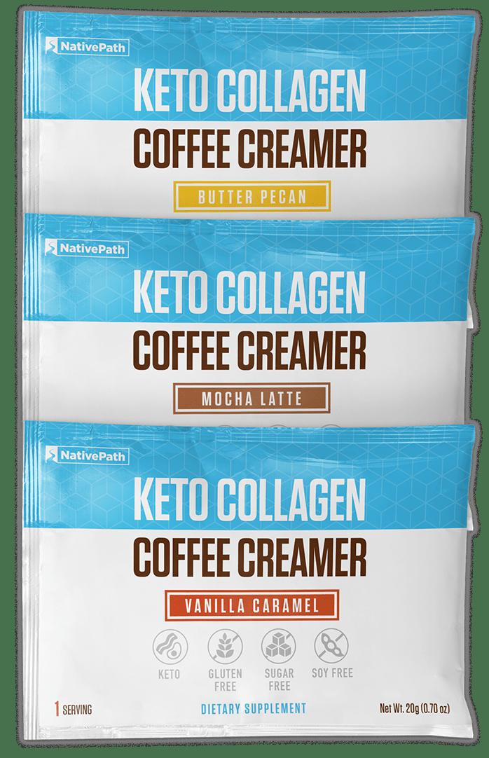 Keto Collagen Coffee Creamer