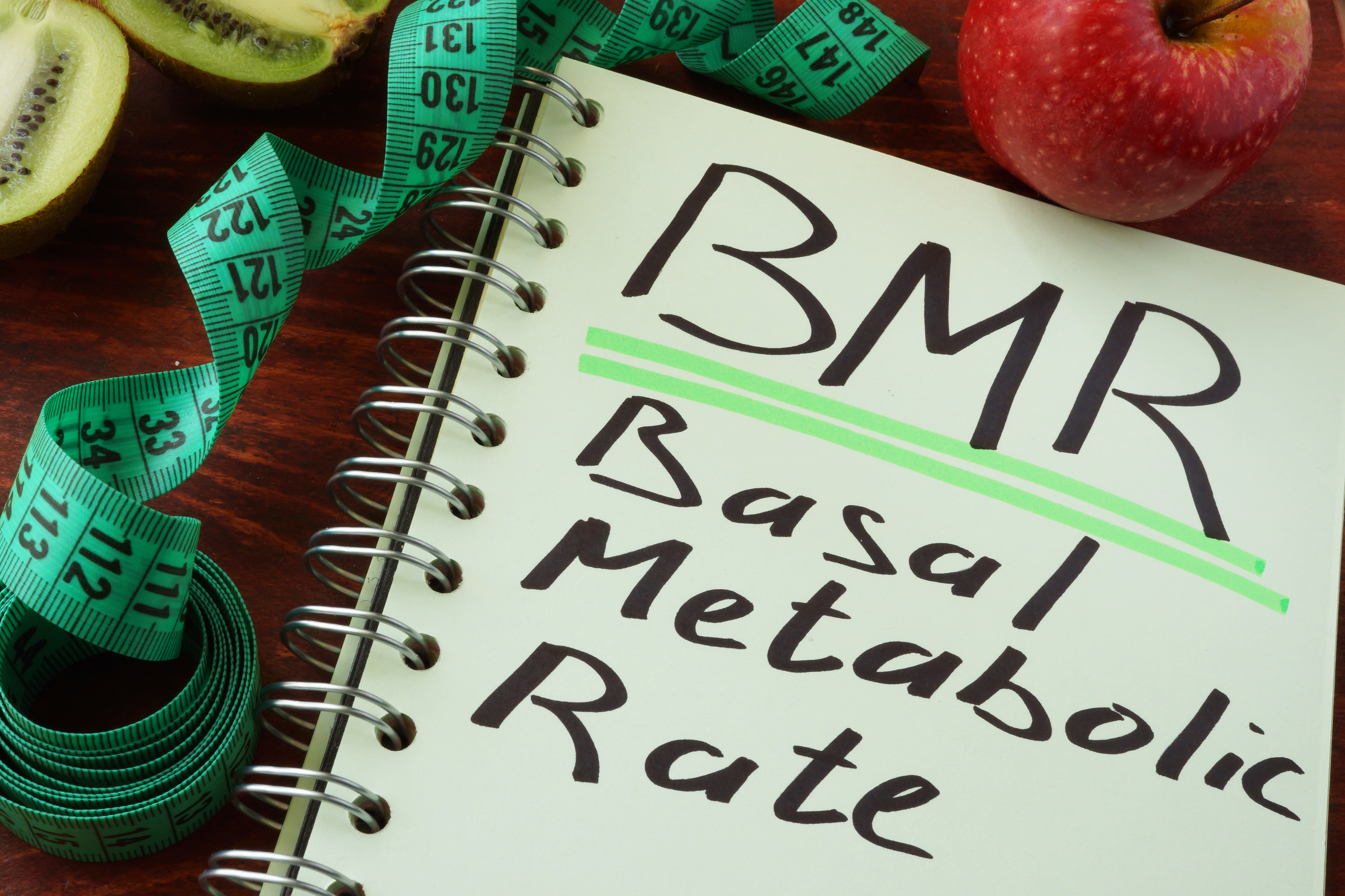how to figure out basal metabolic rate