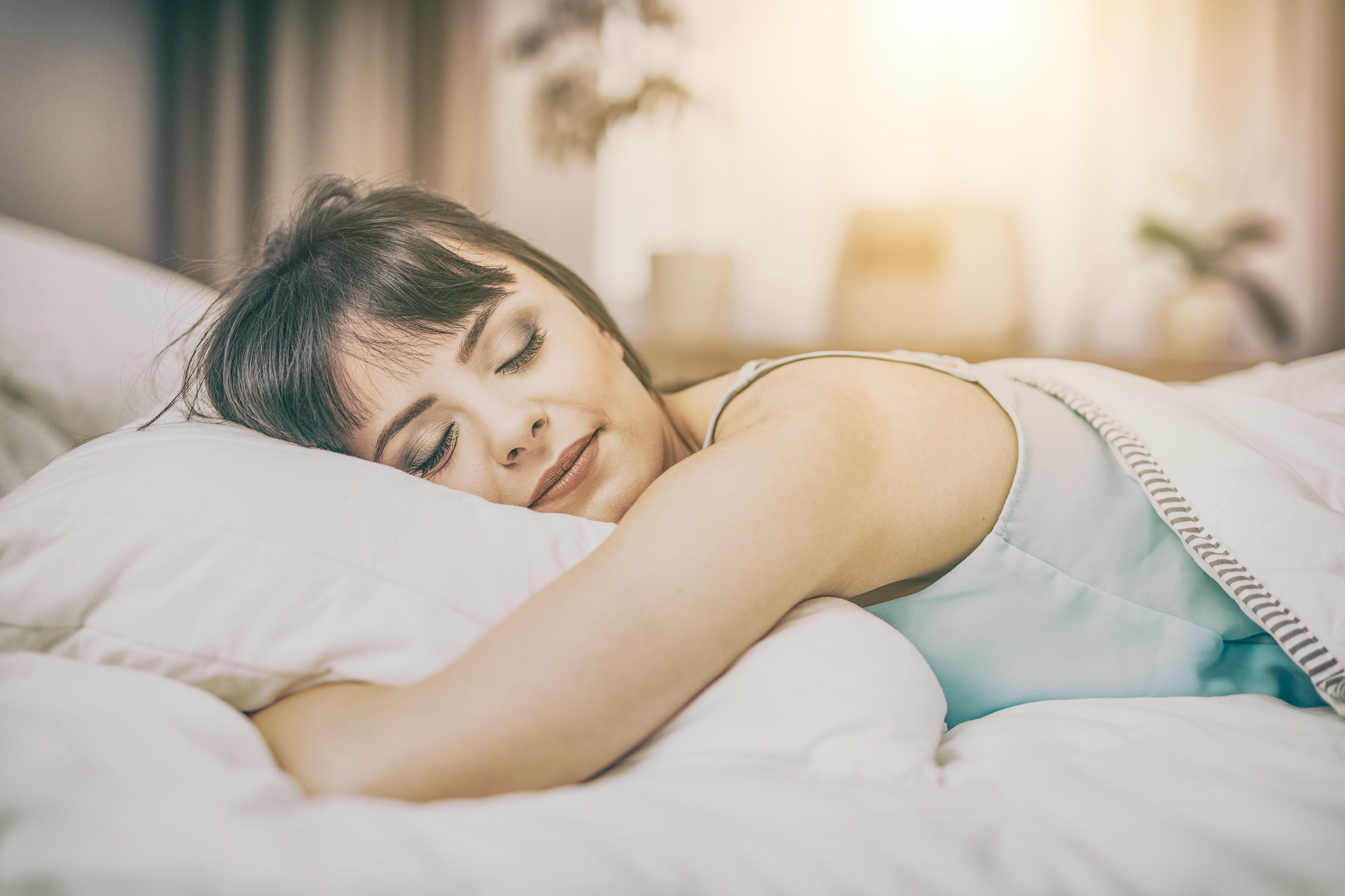 Sleep helps to curb carb cravings