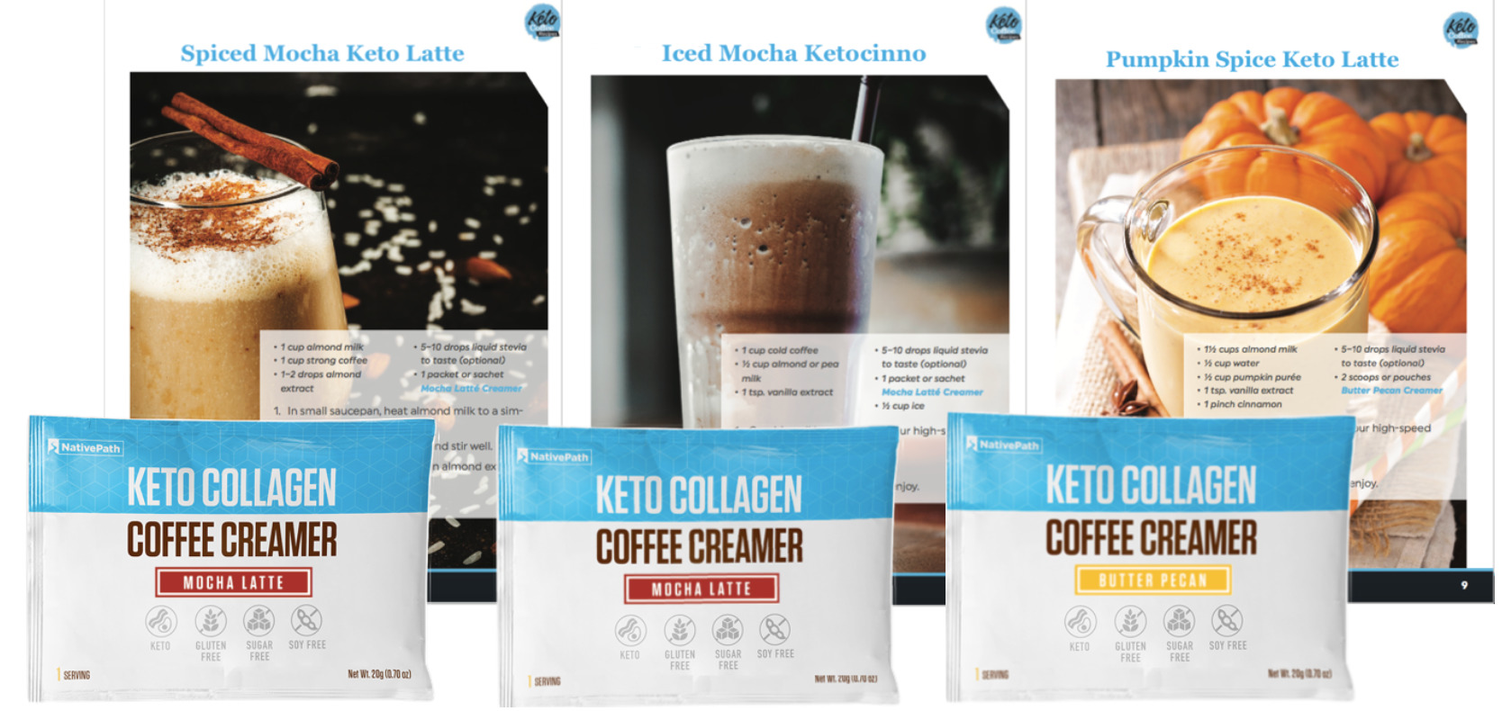 Keto Collagen Coffee Creamer Review - The Best Keto Coffee