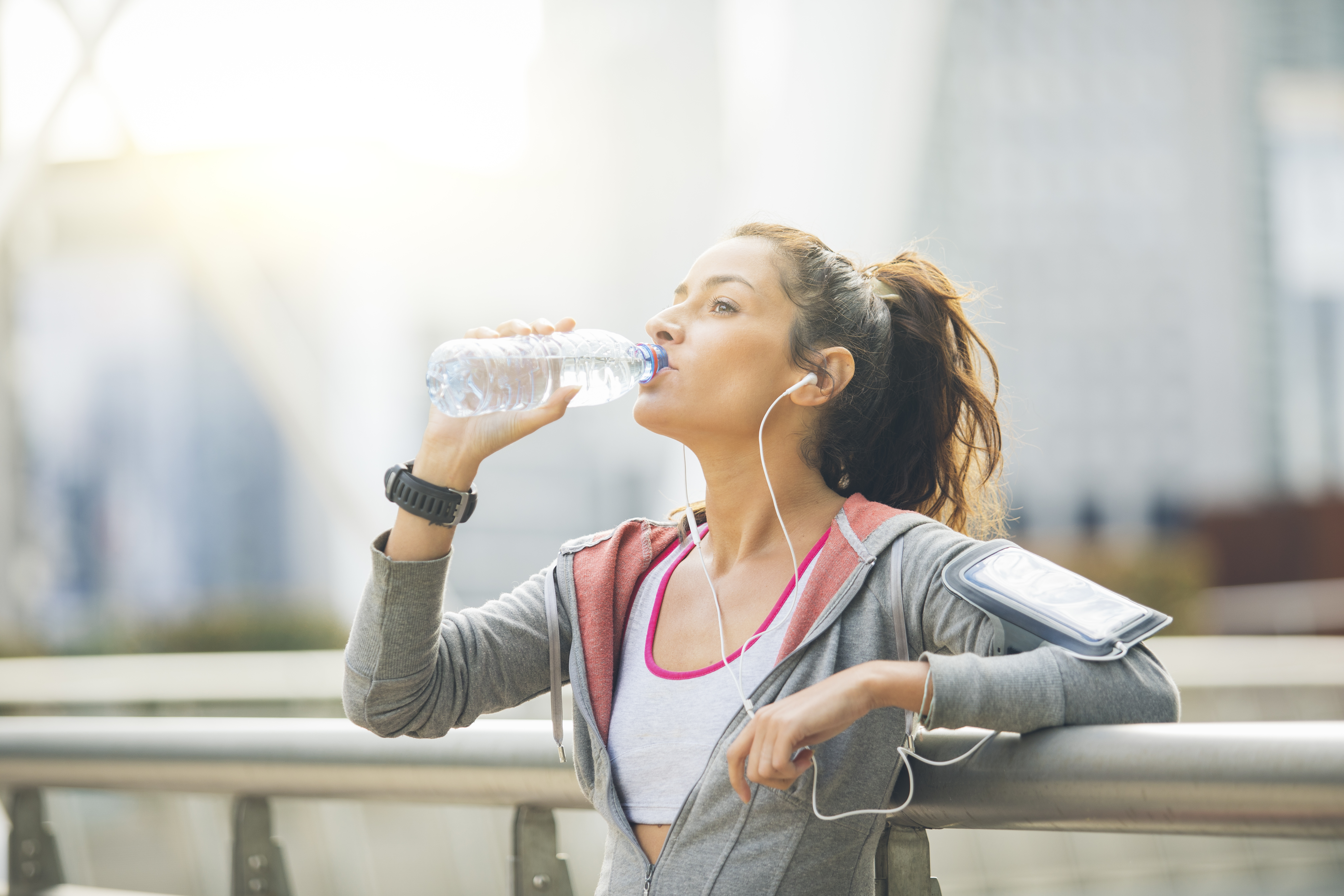 the importance of drinking enough water